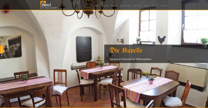 Hotel am Neumarkt Zeitz