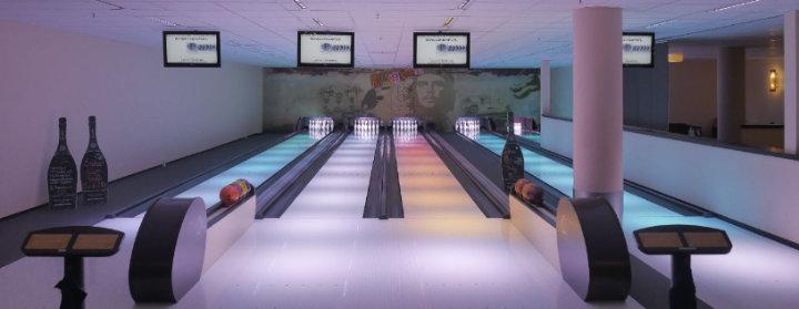 Bowling & Restaurant im Brühl